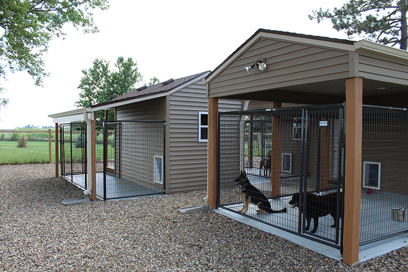 Happy Acres Boarding Facilities